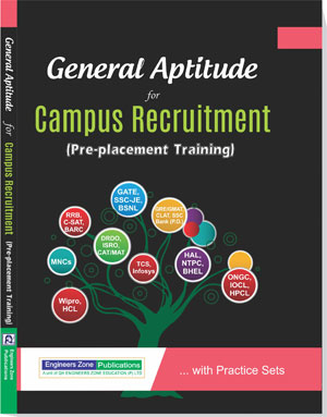 Geneal Aptitude for Campus Recruitment 2017