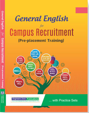 Geneal English for Campus Recruitment 2017